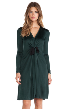 Issa Celina Long Sleeve Dress in Tourmaline