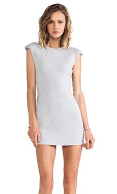 JAGGAR Atmosphere Dress in Grey Marle