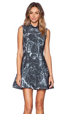 JAGGAR Marvel Dress in Marble Print