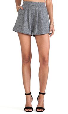 JAGGAR Stormy Shorts in Grey Marle