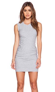 James Perse Skinny Dress in Sky Blue