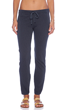 James Perse Genie Sweatpant in Railing
