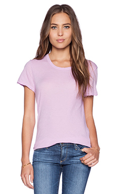 James Perse James Perse Little Boy Tee in Allium