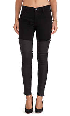 James Jeans Dietrich Thigh High Skinny in Femme Fatale