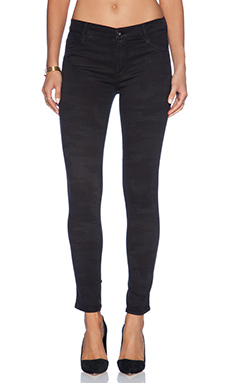 James Jeans James Twiggy 5 Pocket Legging in Espionage