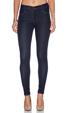 James Jeans James Twiggy Dancer Legging in Point Blue