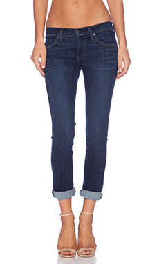 James Jeans Neo Beau Slouchy Fit Boyfriend in Gossip