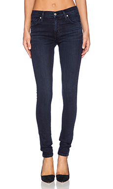 James Jeans James Twiggy 5 Pocket Legging in Bombshell