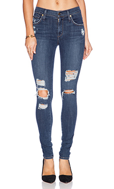 James Jeans James Twiggy 5-Pocket Legging in Cabana