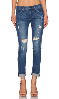 James Jeans Neo Beau Slouchy Fit Boyfriend in Indio