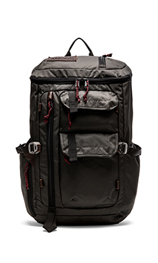 Jansport Watchtower Backpack in Grey Tar