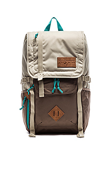 Jansport Hatchet in Bozeman Brown