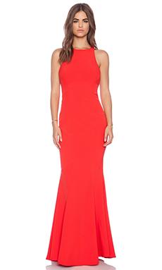 JARLO Camelita Maxi Dress in Red