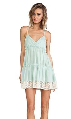 JARLO Orion Dress in Mint