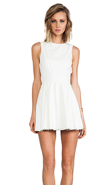 JARLO Jemi Dress in Ivory