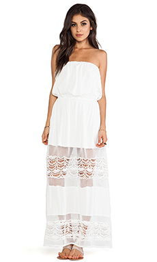 JARLO Veda Dress in Ivory