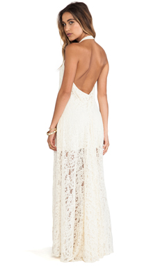 JARLO Kate Dress in Ivory