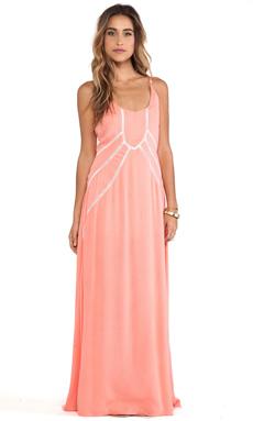 JARLO Phoenix Dress in Apricot