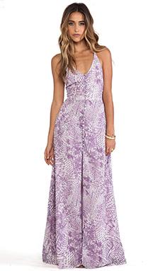 JARLO Saria Dress in Purple