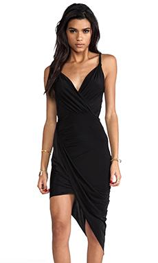 Jay Godfrey Viceroy Dress in Black