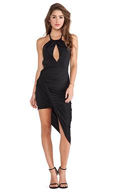Jay Godfrey Zell Dress in Black