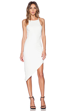 Jay Godfrey Benoit Dress in Lt. Ivory