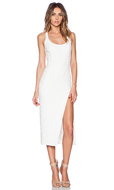 Jay Godfrey Bruno Dress in White