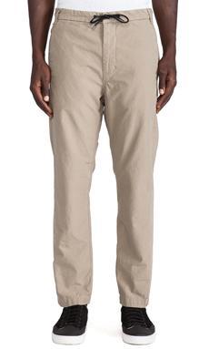 J Brand Drawstring Trouser in Drab Grey