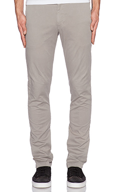 J Brand Elliot Trouser in Tin