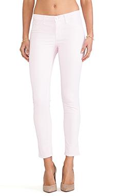 J Brand Mid Rise Skinny in Vintage Pink