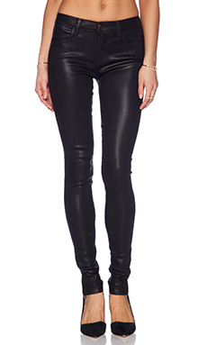 J Brand Ryan Mid Rise Super Skinny in Fearless