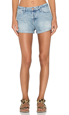 J Brand Joanie Denim Short in Clash