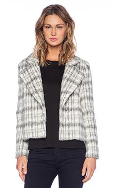 J Brand Esther Jacket in Linen