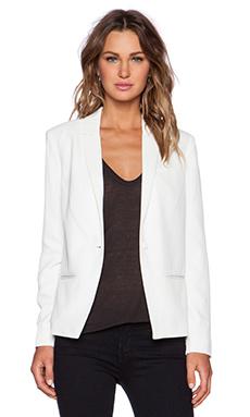 J Brand Katya Blazer in White