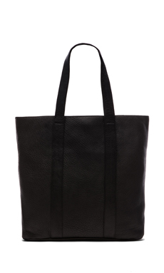 J.D. FISK Tote in Black