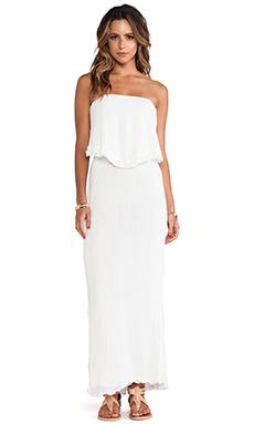 Jen's Pirate Booty Brazilian Backless Dress in White