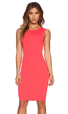 John & Jenn by Line Shae Dress in Coral