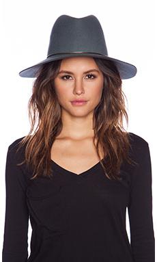 Janessa Leone Lassen Hat in Bluestone