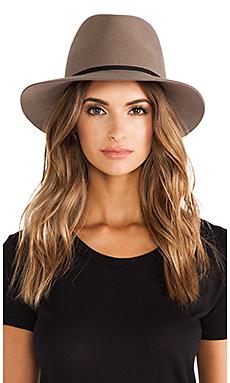 Janessa Leone Lola Hat in Camel