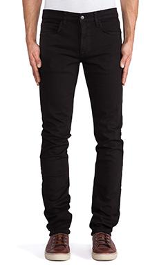 Joe's Jeans Slim Fit en Jet Black