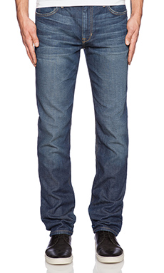 Joe's Jeans The Brixton Dunstan in Medium Blue