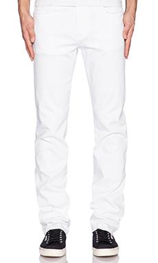 Joe's Jeans Brixton Warbucks in White