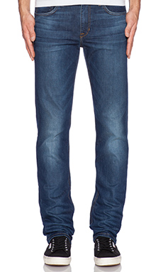 Joe's Jeans The Brixton Bardo in Medium Blue