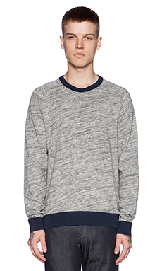 PULL MULTI HEATHER SLUB JERSEY