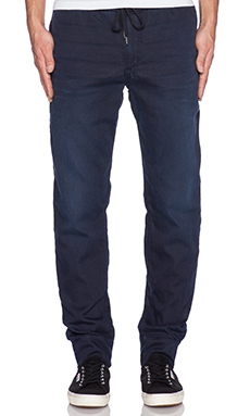 Joe's Jeans Quest Slim Jogger Rhett Colors in Navy