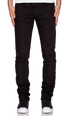 Joe's Jeans Neutral Colors Slim Fit in Jet Black