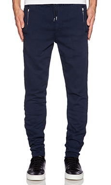Joe's Jeans Freestyle Slim Jogger Desi Colors in Navy
