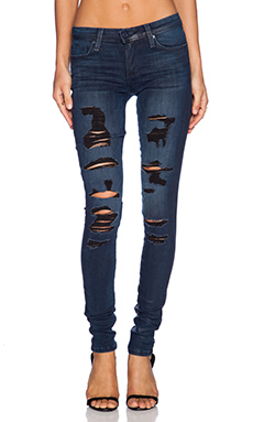 Joe's Jeans Mid Rise Skinny in Ellery
