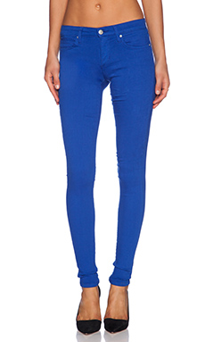 Joe's Jeans Mid Rise Skinny in Surf