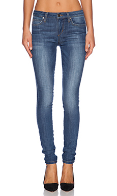 Joe's Jeans Fahrenheit Mid Rise Skinny in Claudine